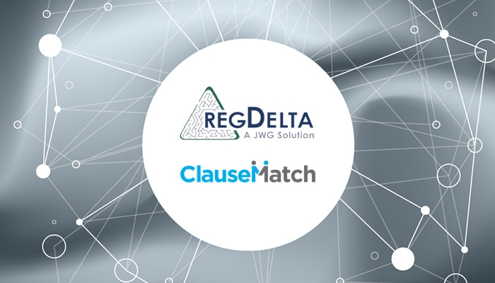 JWG and ClauseMatch announce further RegTech collaboration